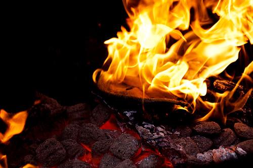 273:365 Campfire