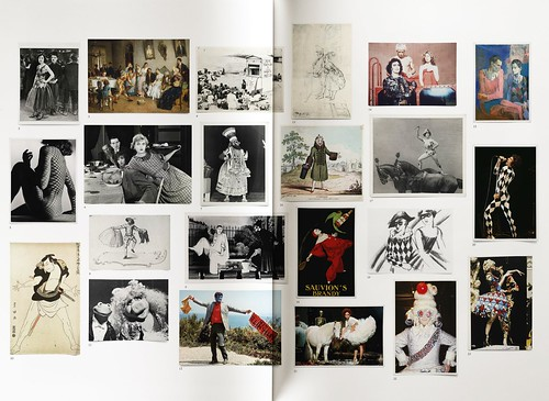 Nymphenburg Commedia dell' Arte Collector's Book