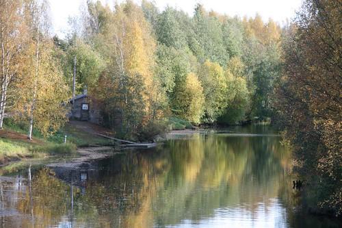 Seinäjoki, autumn