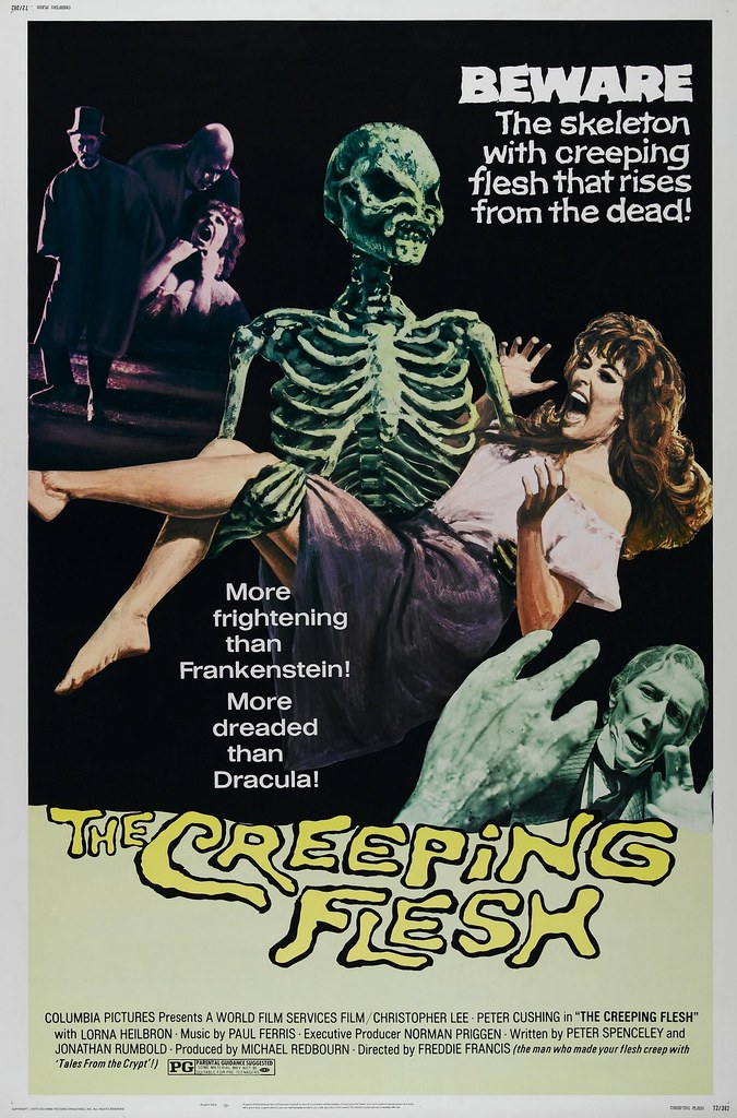 creeping flesh 1973