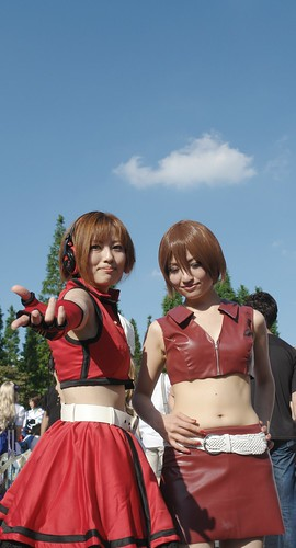 Cosplayer(s) in Comic market 76, 2nd day.