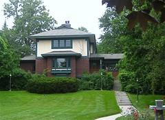 J.D.R. Steven House (1909)