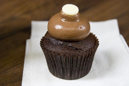 belgium chocolate cupcake