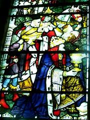 Staffordshire, Stone (jmc4 - Church Explorer) Tags: church window glass stone stained staffordshire kempe