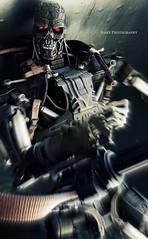 Terminator - Encounter#05 (Luka Zou) Tags: terminator top50 t600 hottoys