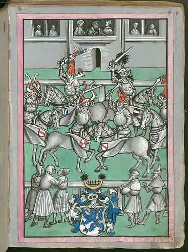 Ludwig von Eyb - Turnierbuch e