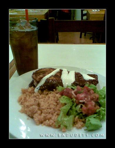Chicken Enchilada, Php 175