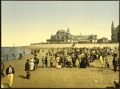 [The beach and the Kursaal, (i.e., Cursaal), Ostend, Belgium] (LOC) (The Library of Congress) Tags: beaches libraryofcongress xmlns:dc=httppurlorgdcelements11 dc:identifier=httphdllocgovlocpnpppmsc05701