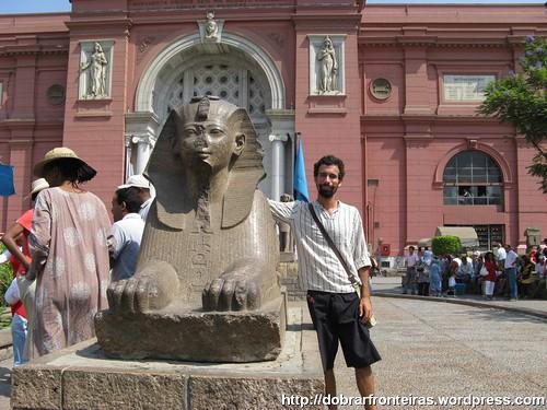 Museu Egipcio, Cairo, Egipto