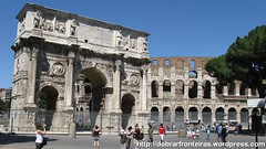 Arco do Triunfo, Roma, Itália