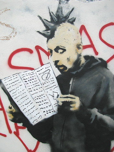 Banksy: Ikea Croydon (by eddiedangerous)
