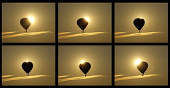 Ballooneclips (evert-j) Tags: sky sun balloon lucht zon luchtballon bej abigfave