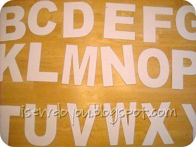 letterscut