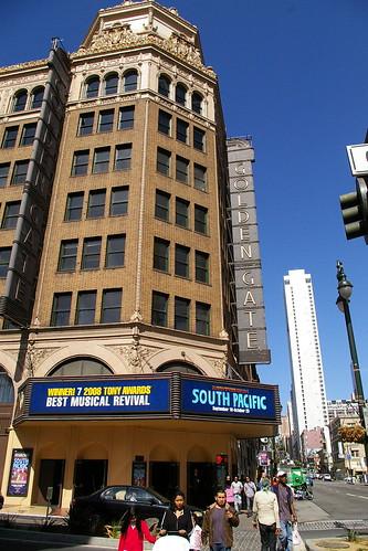 Golden Gate Theater, SF
