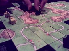 Carcassone - board game