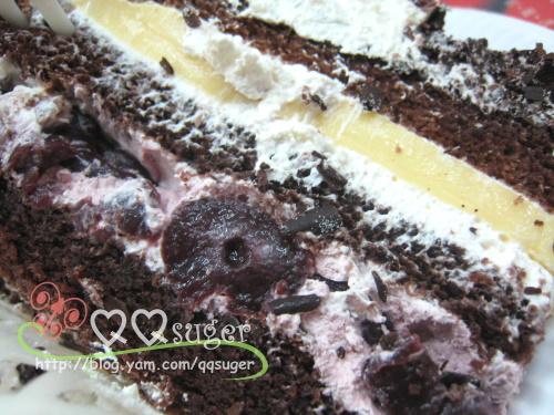 你拍攝的 生日蛋糕4。