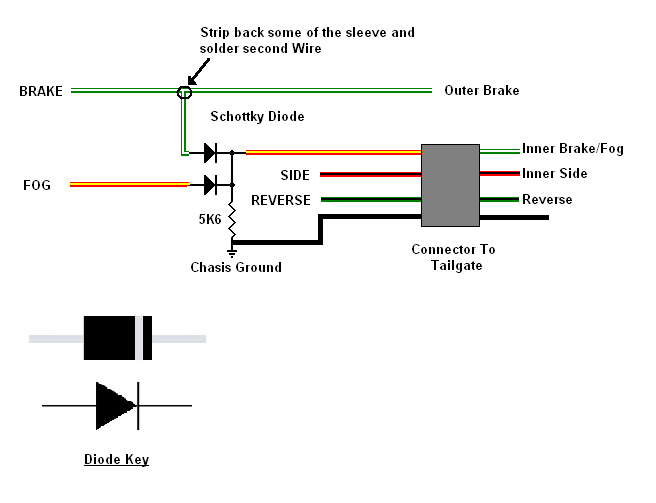civic eg view topic diy turn your ukdm rear corners into usdm rh civic eg com Hella Fog Light Wiring Diagram Pilot Fog Light Wiring Diagram
