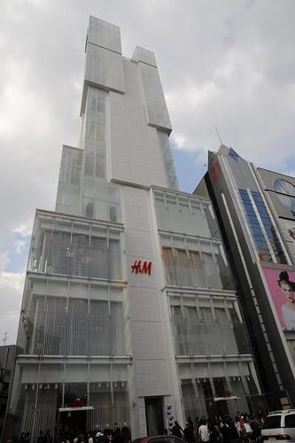 H&M Harajyuku