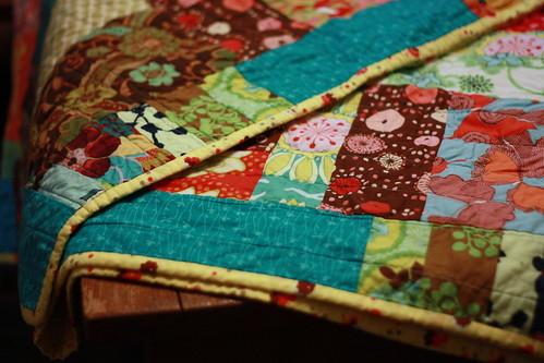 latest scrap quilt