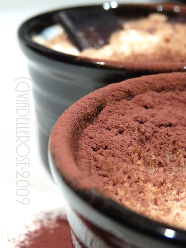 Tiramisu' alle mele caramellate al caffé
