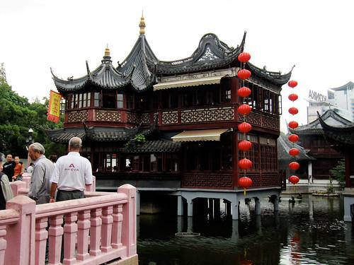 huxinting teahouse