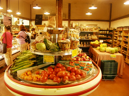 Deli and Market