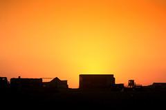 Gharoob e Aftab (Kaafoor) Tags: light sunset sea me paradise low late karachi returning adeel kaafoor gharoobeaftab