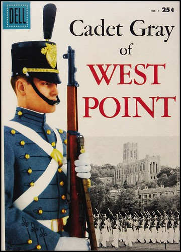 Cadet Gray of West Point