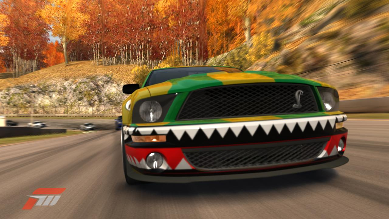 My Tiger GT500 will eat your