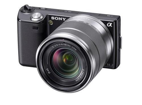 Sony NEX-5 Compact System Camera