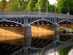 Djurgårdsbron (tessarian) Tags: bridge canon sweden stockholm powershot sverige bro s90 djurgården djurgårdsbron
