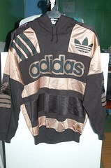 adidas hooded size m