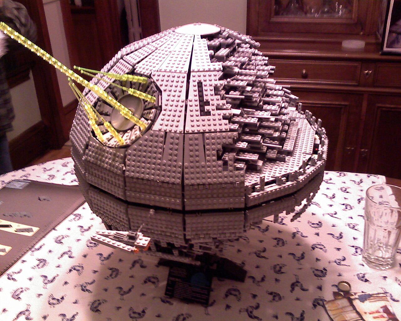 Lego Deathstar 2