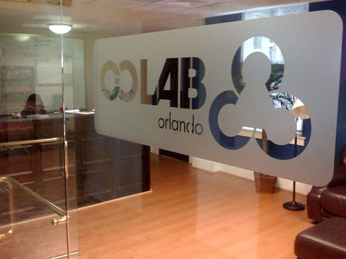 Colab Orlando - sign