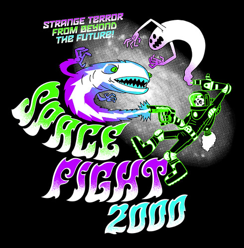 Space Fight 2000