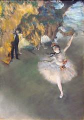 Ballet d'Edgar Degas (Musée d'Orsay)