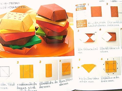 Papercraft Fast Food