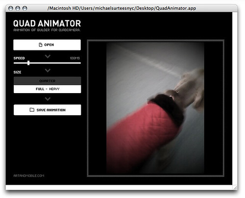 Quad Animator