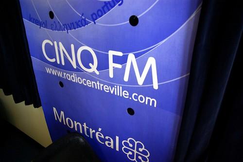 Radio Centre-Ville - Cinq FM