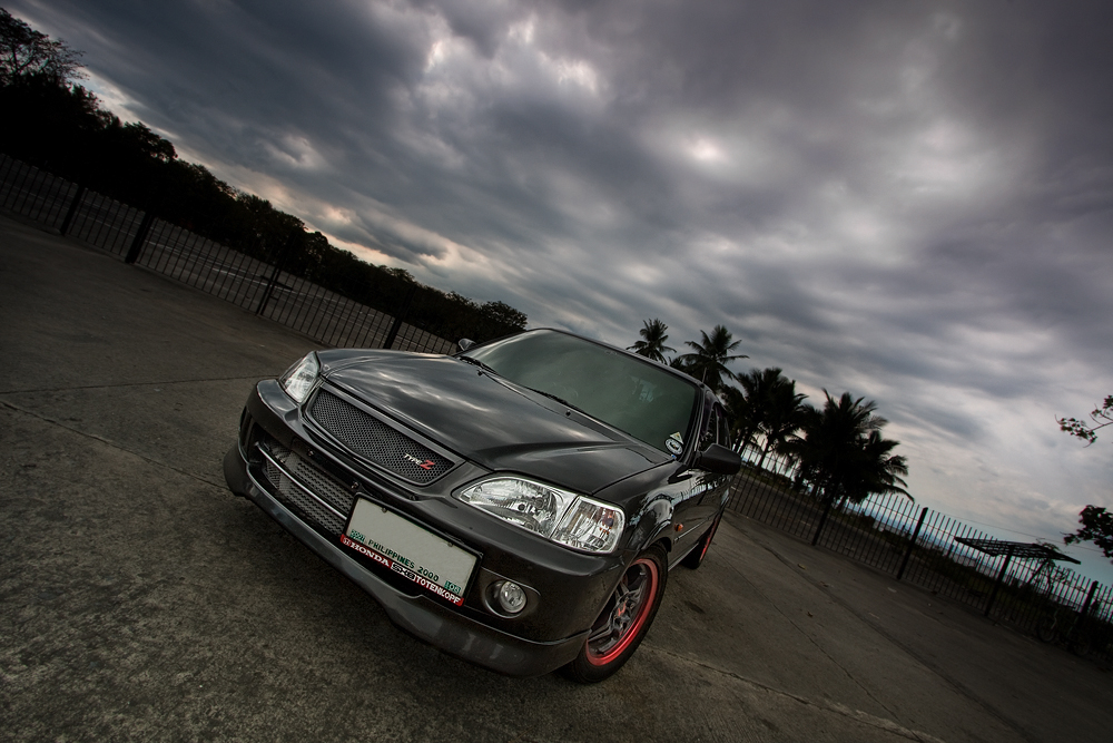 Paint car black matte -Honda City 2002 Exi - 3250653204 af7b6dccae o