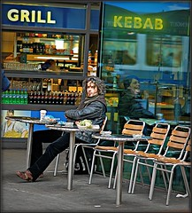 Switzerland Zurich Mainstation Febuary 7,2009 13:45 (Izakigur) Tags: urban schweiz switzerland chair nikon europa europe flickr suisse gare swiss zurich feel bahnhof sprite sbb grill hauptbahnhof paparazzi cocacola zrich nikkor svizzera kebab zuerich mainstation lepetitprince musictomyeyes 105mm zrichhauptbahnhof cff nikon105mm myswitzerland nikond200 zurichmainstation zurichhb nikon105 nikkor105 nikon105mmvr nikkor105mmf28vr 105mmf28vr zurichhauptbahnhof 070209 105f28 mainstationzurich nikkor10528vr zurichbahnhof nikon105mmf28gvrmicro nikon10528vr nikon105mmf28gvr zrichmainstation izakigur nikon105mmf28micro zurichzurichhb laventuresuisse izakigur2009 izakigurzurich izakigurpaparazzi nikonvr10528