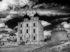 Uspenski Cathedral (Ryazan) (liquidindimension) Tags: bw best bestofthebest uspenski cathedralryazanrussia