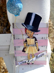 Top Hat Magic ATC!