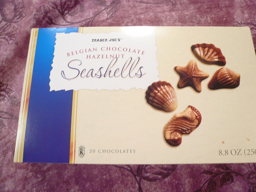Trader Joe's Belgian Seashells