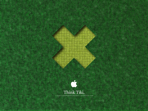 Apple logo. 60