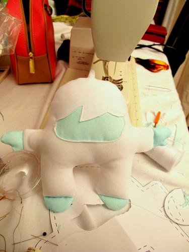 Snow Yeti Prototype