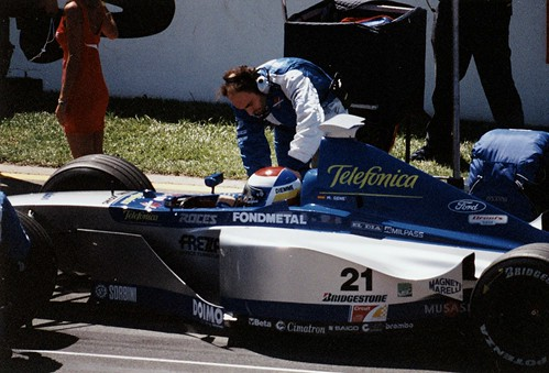 Marc Gene's debut, 1999 (by .Stupix)