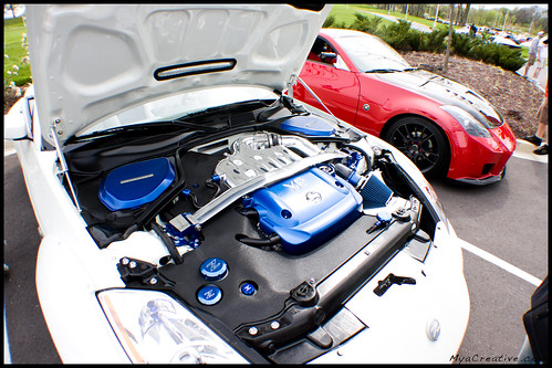 Custom Engine Cover My350z Com Nissan 350z And 370z Forum Discussion
