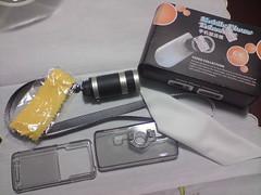 Kit Lente Zoom 6x - k850i