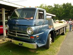1970 Dodge L600 Rollback (splattergraphics) Tags: dodge 1970 mopar carlisle carshow towtruck a100 l600 carlisleallchryslernationals